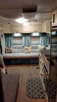 Creative Rv Camper Remodel Ideas You Will Love 24