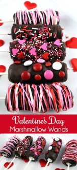 Cute Easy Valentine Candy Decorations 02