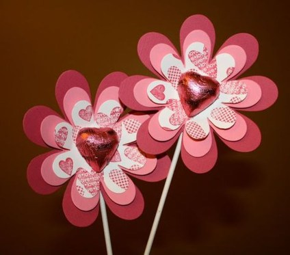 Cute Easy Valentine Candy Decorations 25