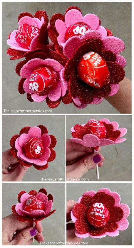 Cute Easy Valentine Candy Decorations 47