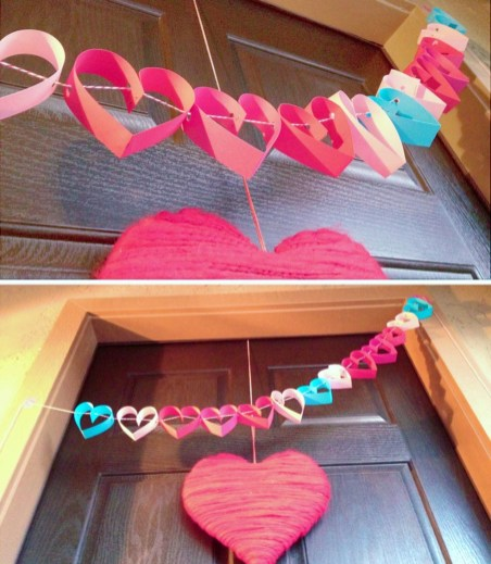 Cute Valentine Door Decoration Ideas You Should Try 04