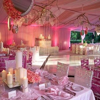 Cute Valentines Day Wedding Decoration Ideas 04