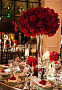 Cute Valentines Day Wedding Decoration Ideas 28