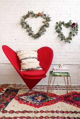 Amazing Valentine Decoration Ideas For Your Apartment 33