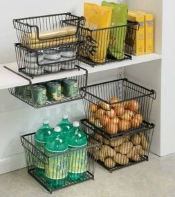 Brilliant Diy Kitchen Storage Organization Ideas 10