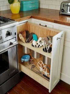 Brilliant Diy Kitchen Storage Organization Ideas 28
