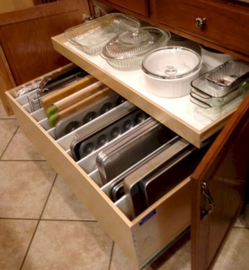 Brilliant Diy Kitchen Storage Organization Ideas 36