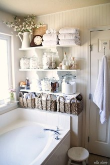 Brilliant Small Bathroom Storage Organization Ideas 01