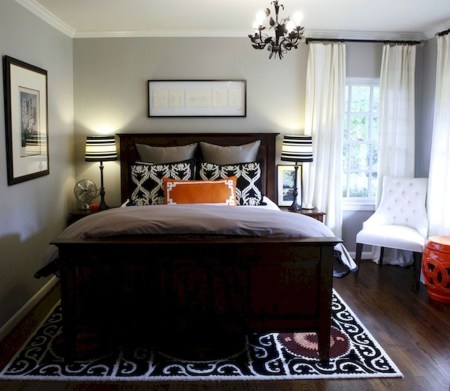 Cool Small Master Bedroom Decorating Ideas 08