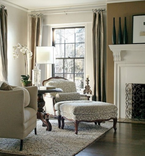 Cozy French Country Living Room Decor Ideas 17