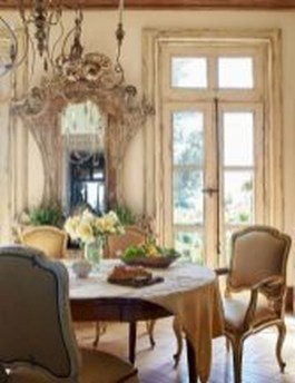 Cozy French Country Living Room Decor Ideas 26