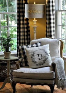 Cozy French Country Living Room Decor Ideas 27