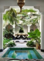Adorable Small Indoor Swimming Pool Design Ideas 46