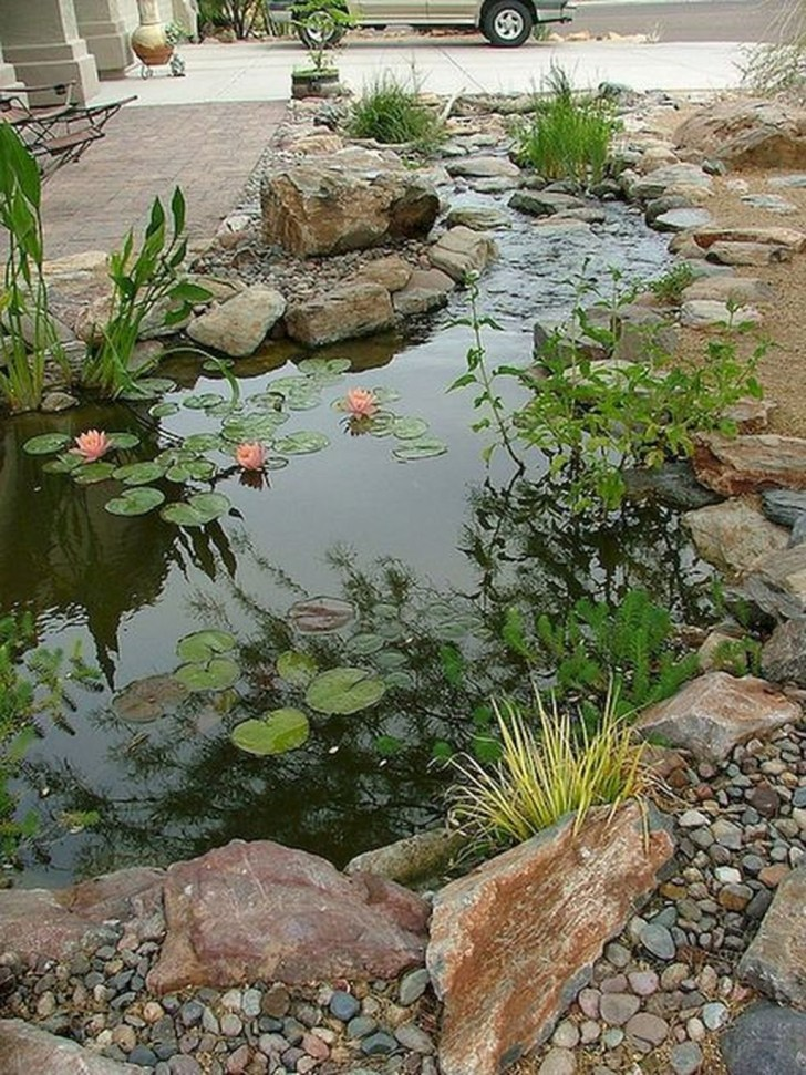 Affordable Water Features Design Ideas On A Budget 11
