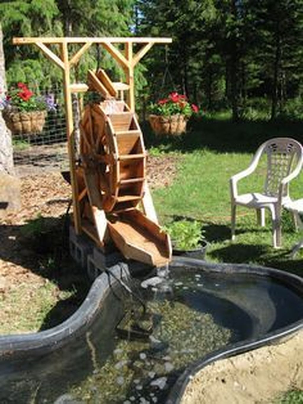Affordable Water Features Design Ideas On A Budget 29
