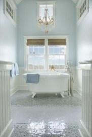 Awesome Coastral Nautical Bathroom Design Ideas 32