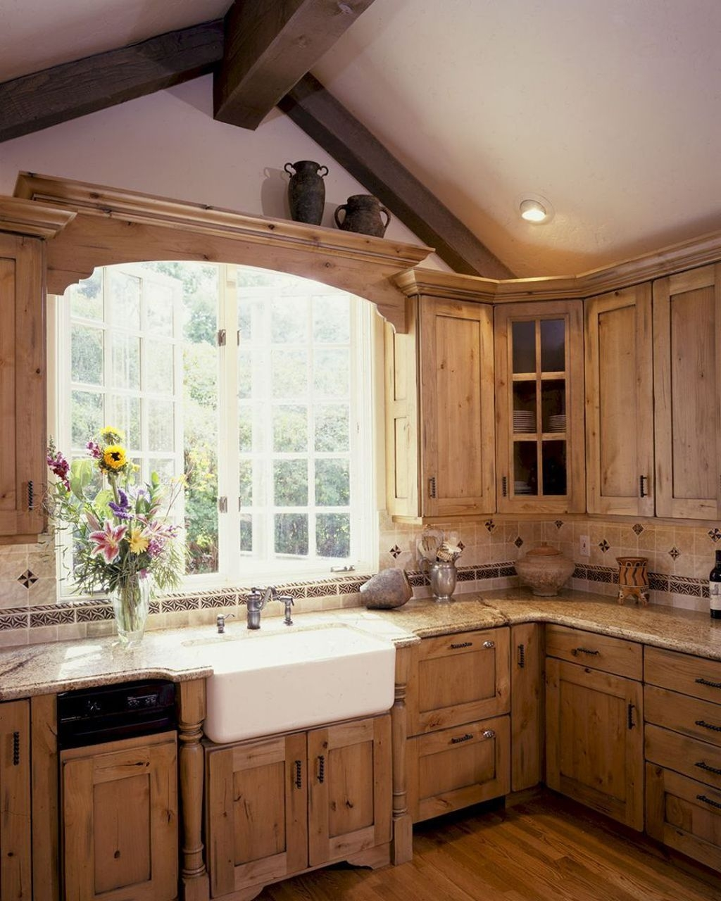 Gorgeus Farmhouse Kitchen Sink Design Ideas 06
