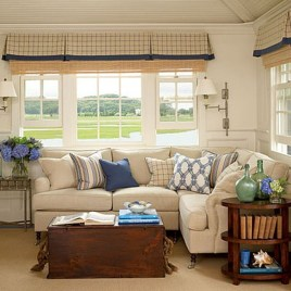 Modern Farmhouse Living Room Decoration Ideas 25