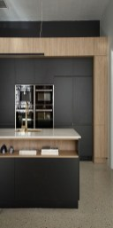 Stunning Luxury Black Kitchen Design Ideas 12
