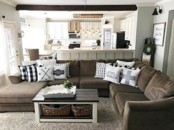 Adorable Decorative Accent Pillows Ideas For Living Room 15