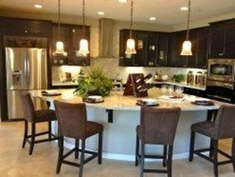 Astonishing U Shaped Kitchen Remodel Ideas 32