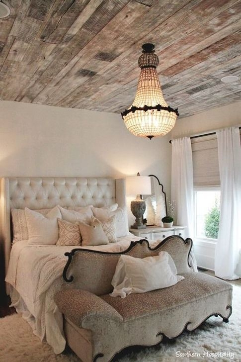 Beautiful Farmhouse Master Bedroom Design Ideas 24