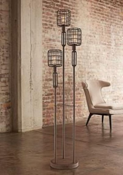 Creative Industrial Floor Lamps Design Ideas 06