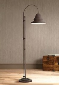 Creative Industrial Floor Lamps Design Ideas 12