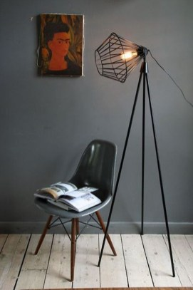 Creative Industrial Floor Lamps Design Ideas 40