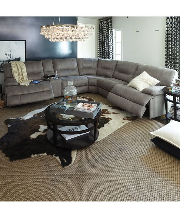 Fancy Leather Living Room Furniture Design Ideas 23