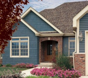 Stunning Exterior Paint Colors Red Brick Ideas 12