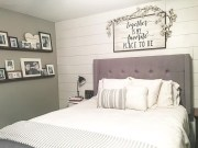 Stunning Farmhouse Style Modern Bedroom Decor Ideas 35