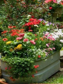 Totally Inspiring Garden Tub Decorating Ideas 01
