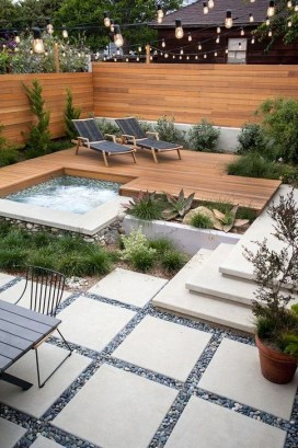 Absolutely Difference Small Backyard Landscaping Ideas 22