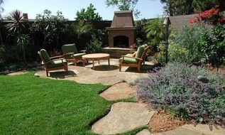 Absolutely Difference Small Backyard Landscaping Ideas 28