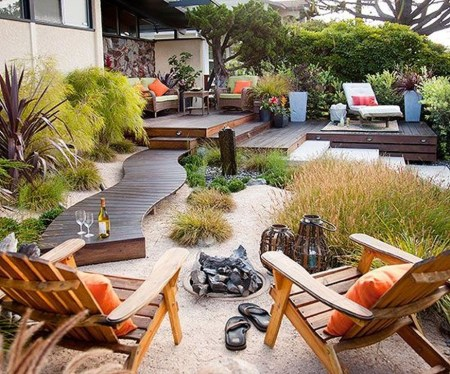 Absolutely Difference Small Backyard Landscaping Ideas 37