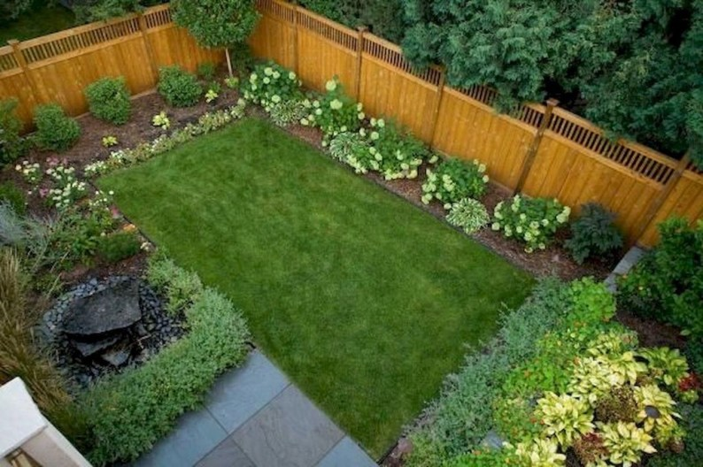 Absolutely Difference Small Backyard Landscaping Ideas 43