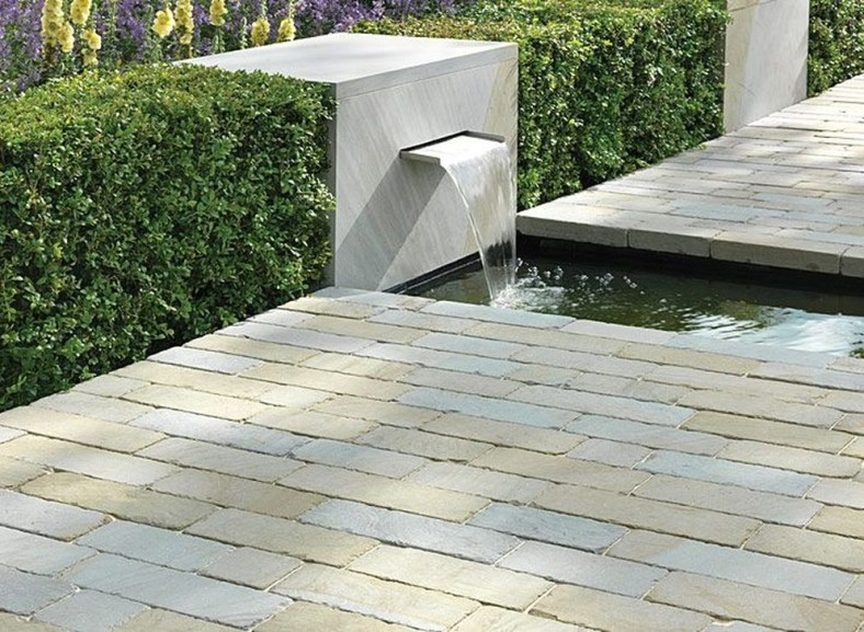 Amazing Modern Water Feature For Your Landscape10