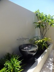 Amazing Modern Water Feature For Your Landscape19