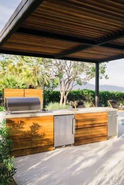Awesome Outdoor Kitchen Design Ideas 26