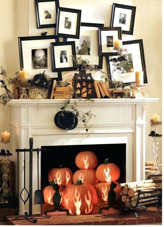 Cozy Vintage Halloween Decoration For Outdoor Ideas 20