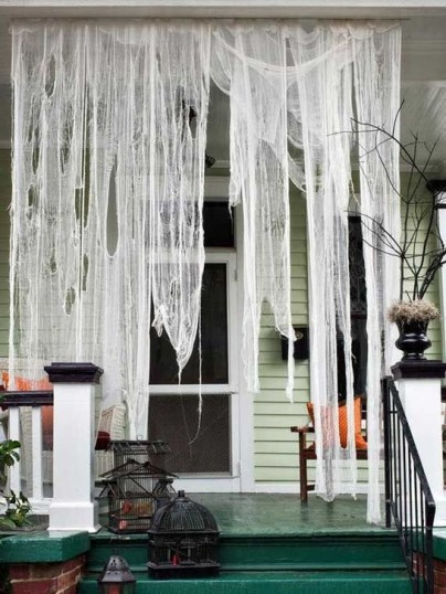 Cozy Vintage Halloween Decoration For Outdoor Ideas 37
