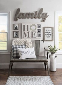Fabulous Farmhouse Wall Decor Ideas23