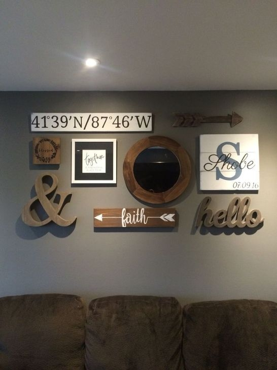 Fabulous Farmhouse Wall Decor Ideas31