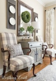 Fantastic Living Room Farmhouse Style Decorating Ideas 17
