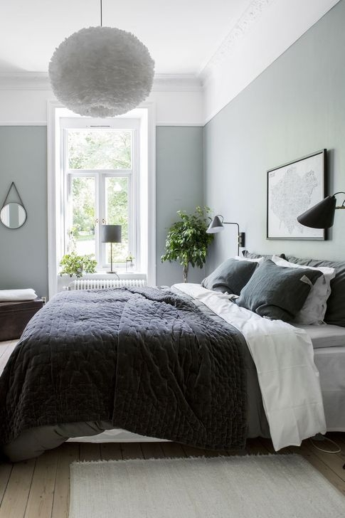 Gorgeous Grey Bedroom Ideas To Repel Boredom12