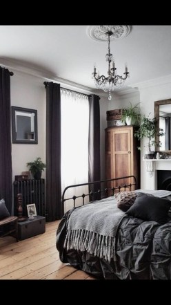 Gorgeous Grey Bedroom Ideas To Repel Boredom42