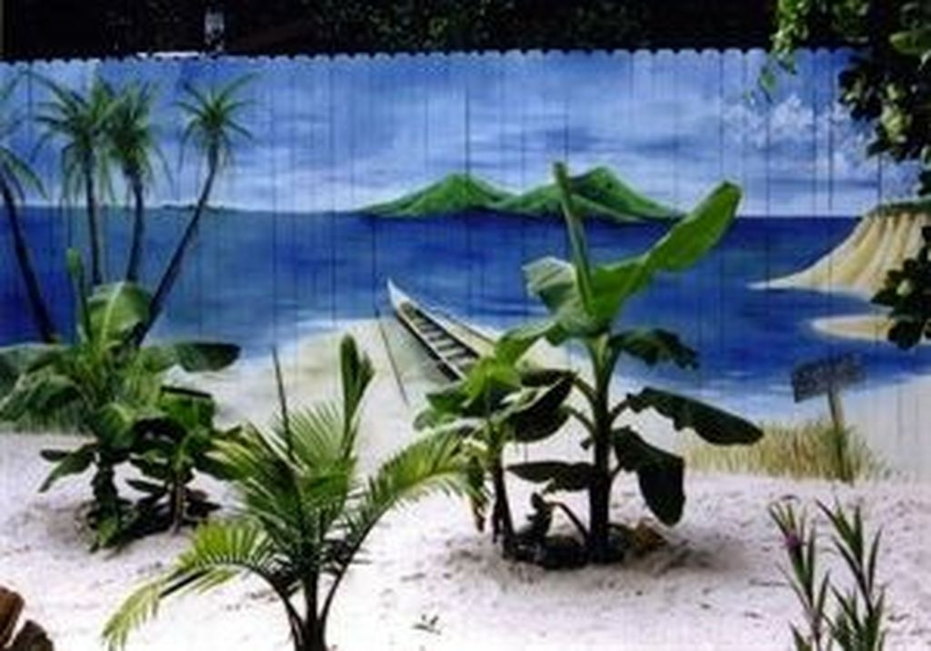 Modern Beautiful Privacy Fences Ideas33