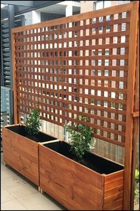 Modern Beautiful Privacy Fences Ideas43