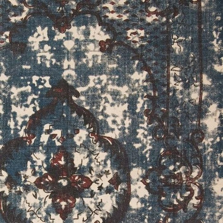 Romantic Floral Printed Rug Ideas To Beautify Your Floor11